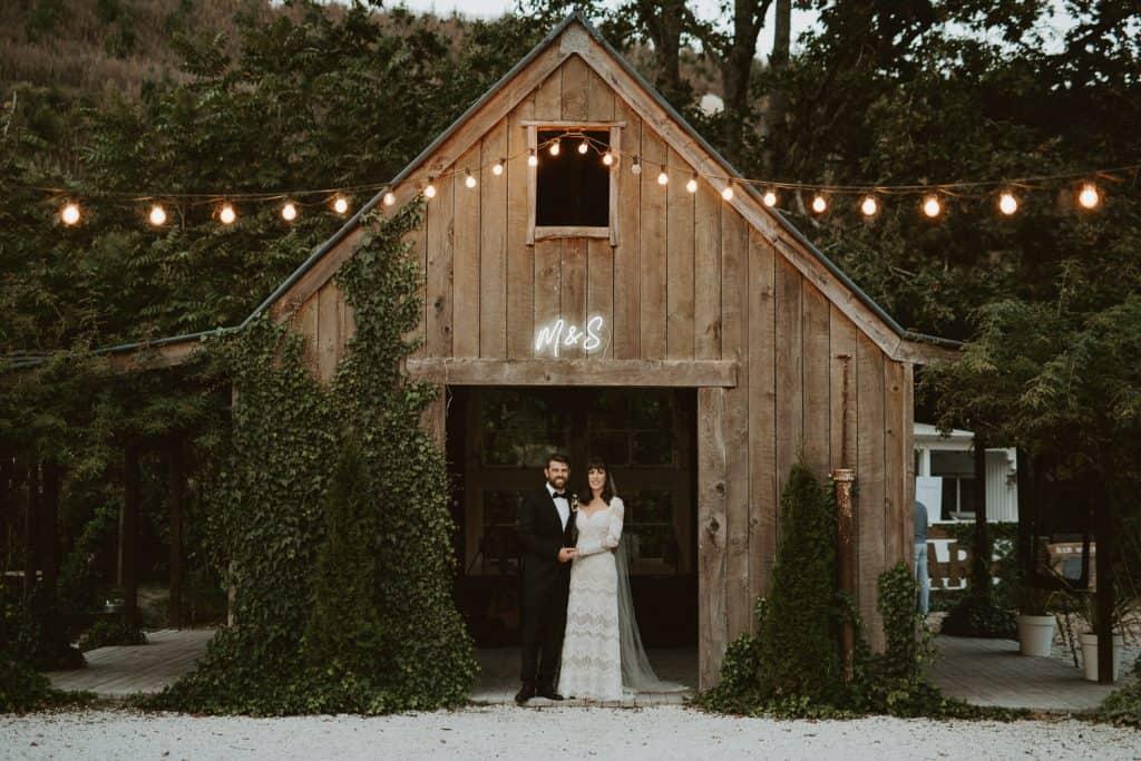 Old Forest School Wedding